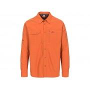 Trespass Darnet - Moskitophobia skjorta med långa ärmar - Herr - Str. XXL -BT orange