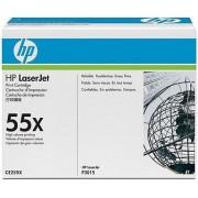 Toner HP CE255X black, LJ P3015dn 12500str.
