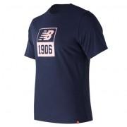 【ニューバランス公式】 【40%OFF】 ≪ログイン購入で最大8%ポイント還元≫ 【SALE】1906 Tシャツ メンズ > アパレル > ライフスタイル > トップス ブルー・青 ニューバランス newbalance セール