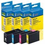 iColor ColorPack für CANON (ersetzt PGI-1500XL), BK/C/M/Y
