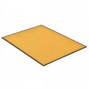 PremiumXL - [en.casa] Otirač za noge - ulaze - (senf žuti, 150x90cm)