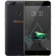 "ZTE Nubia Z17mini 5.2 ""Smartphone De 4 GB De 64 GB De Metal Unibody Touch ID NFC-Negro"