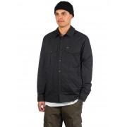 Volcom Larkin Quilted Jacket : black - Size: Extra Large