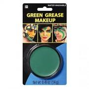 Amscan Pintura facial Grasa verde 24 unidades