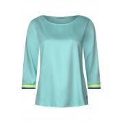 cecil Sportieve effen blouses - neo mint
