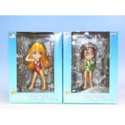 Petit EVA Evangelion @ School @School COLLECTION6 Banpresto (All Two Full Set + Poster with Bonus)