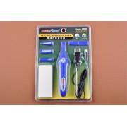 Master Tools Elektromos csiszoló és polírozó készlet makettezéshet 09939