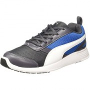 Puma Fettle Mesh Men's Black Running Shoes