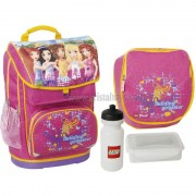 Раница Large School Bag Friends Pink