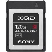 SONY Cartão XQD 120GB 440MB/s