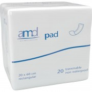 AMD Pad Couches droites - AMD Pad Traversable - 20x60