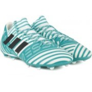 ADIDAS NEMEZIZ MESSI 17.3 FG Football Shoes For Men(Blue, White)