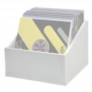Glorious Record Box Advanced 110 blanco