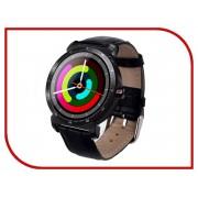 Умные часы Eco K88H Plus Leather Strap Black