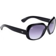 TBZ Over-sized Sunglasses(Grey)