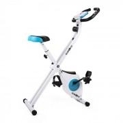 Klarfit Azura vélo d'appartement pliable avec pulsomètre 100kg