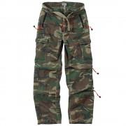 Spodnie trekking trousers Surplus woodland, wyprzedaż