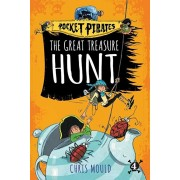 The Great Treasure Hunt, Hardcover/Chris Mould