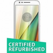 Certified Used Moto E3 Power 16 GB Internal Memory 4G White Color