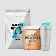 Essentials Bundle - Original - Smooth - 2.5kg - Unflavoured