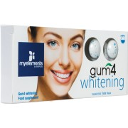 Gum4 Whitening - Guma de Mestecat Fara Zahar10 bucati