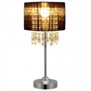 Елегантна настолна лампа - нощна лампа - Bellevue / 1 x E14