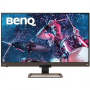 BenQ - EW3280U (DisplayPort, HDMI) - Black/Metallic Brown