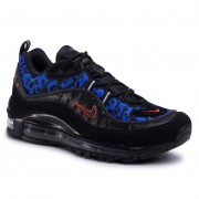 Обувки NIKE - Air Max 98 Prm BV1978 001 Black/Habanero Red/Racer Blue