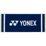 Yonex sporthanddoek blauw 40 x 100 cm