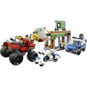 LEGO City LEGO® CITY 60245 Loupež s Monster Truck