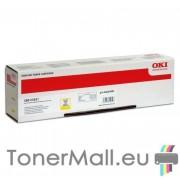 Тонер касета OKI 44643001 (Yellow)