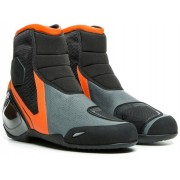 Dainese Dinamica Air Motorcykel skor 44 Svart Orange