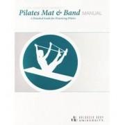 Sissel Manuale B.B.U. Pilates Mat & Band, inglese