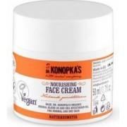 Crema de fata Dr. Konopka nutritiva pentru ten normal sau uscat 50 ml