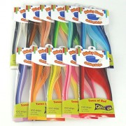 Quill On Color Wonder Sticky Back Quilling Strip, Multi Color (5mm), 44 Colors 1100 Quilling Strips