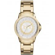 レディース ARMANI EXCHANGE 腕時計 ゴールド