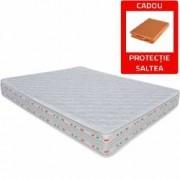 Saltea Ortopedica Medical Bio Memory Aquagel Air-Fresh Material Aloe-Vera 14+2 Previ + Cadou 90 x 200 cm