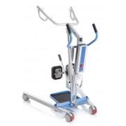"""Moretti Verticalizzatore elettrico """"Kompass"""" ® con batteria estraibile - Con imbracatura - Portata 180 kg"""