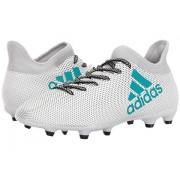adidas X 173 FG Footwear WhiteEnergy BlueClear Grey