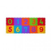 Puzzle 10 piese 6m+ Cifre - BabyOno