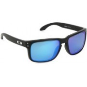 Oakley HOLBROOK Retro Square Sunglass(Blue)