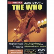 Roadrock International Lick Library: Learn To Play The Who DVD