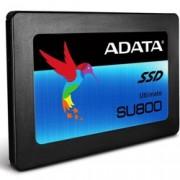 """SSD 512GB ADATA SU800 , SATA 6Gb/s, 2.5"""" (6.35 см), скорост на четене 560Мb/s, скорост на запис 520MB/s"""