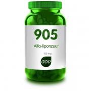 905 Alfa-Liponzuur - 60 Capsules AOV