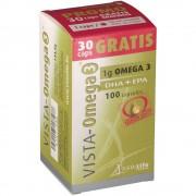 Vista-Life Pharma Belgium Vista-Omega 3 100 pz