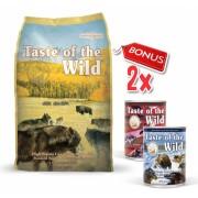 Taste Of The Wild - High Prairie - 13 Kg + 2 Conserve Taste of the Wild GRATIS