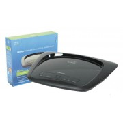 Linksys Wireless-N Home ADSL2+ Modem Router (WAG120N)