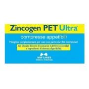 N.b.f. Lanes Zincogen Pet Ultra Blister 30 Compresse Appetibili