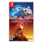 Nintendo Switch Juego Aladdin And The Lion King