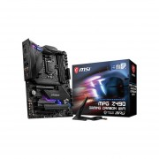 T. Madre MSI MPG Z490 GAMING CARBON WIFI, Chipset Intel Z490